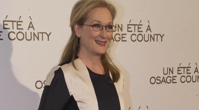 Meryl Streep: «Il potere degli uomini mi fa infuriare»