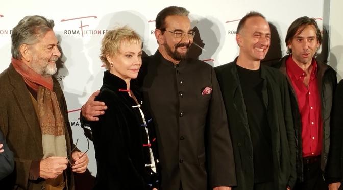 Roma Fiction Fest: la reunion di Sandokan. La Tigre della Malesia ruggisce ancora