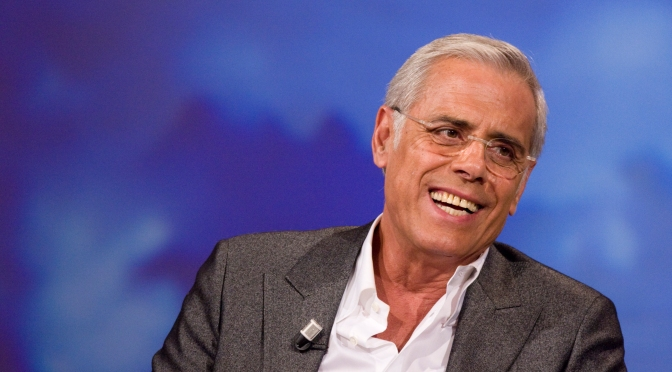 Teo Teocoli torna in tv: «Che privilegio, essere vecchiarelli!»