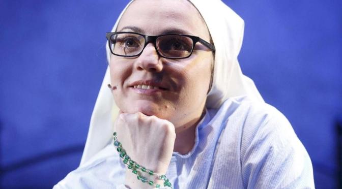 Suor Cristina in Sister Act: «Sono ambiziosa, che male c'è?»