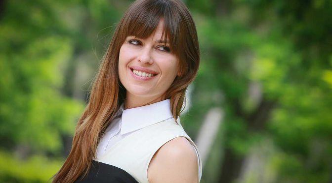 Claudia Pandolfi torna con Romanzo Siciliano: «Prima allatto, poi lavoro»