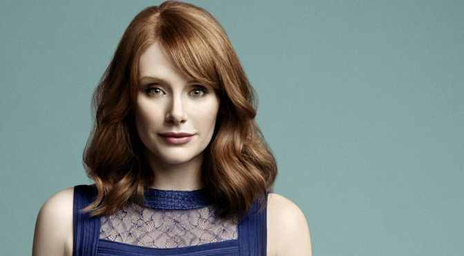 Black Mirror, Bryce Dallas Howard: «Quando ero persa come Lacie»
