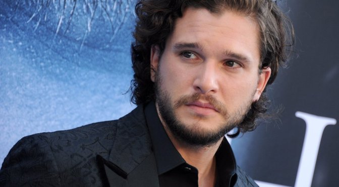 "Kit Harington: ""Jon Snow non ha il senso dell'umorismo"""