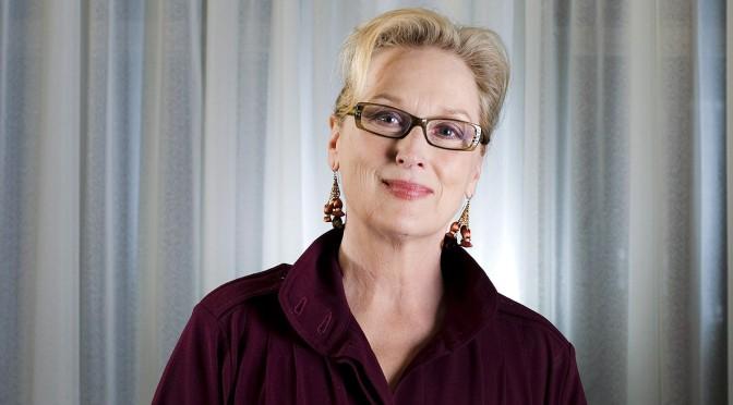 """Meryl Streep: """"Ho la fortuna di non dover scegliere"""""""