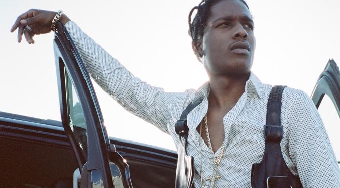 A$AP Rocky: «Amo la marijuana ma sto alla larga dall'eroina»