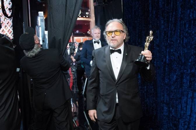 Alessandro Bertolazzi: I consigli dell'ultimo Oscar italiano
