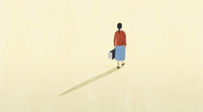 La lezione di Elena Ferrante